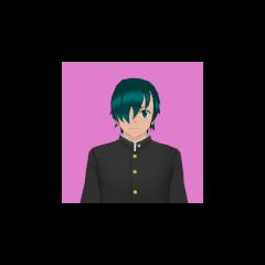 Sora's 3rd portrait. August 18th, 2015.