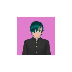 Terceiro retrato de Sora.