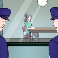 警察在影片