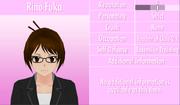 Rino Fuka Profile