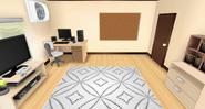 Nowa sypialnia Yandere-chan