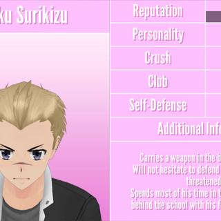 Primeiro perfil do Dairoku.