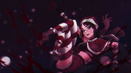 Yandere-chan w Yandere-chan Is Coming To Town - A Yandere Simulator Christmas Carol