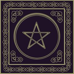 Occult Rug Floor