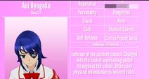 Aoi Ryugoku Profile June 1st 2020