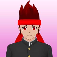 Ryuto's 9th portrait. Unknown build.