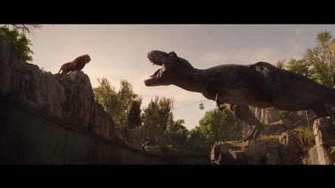 Jurassic World 2 Fallen Kingdom - Ending Scene (HD)