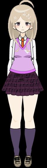 Kaede Akamatsu - Given Uniform