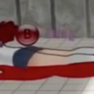 A deceased Witness-chan.