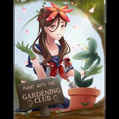  園藝社 海報