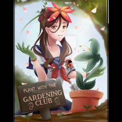 |園藝社 海報