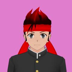 Segundo retrato de Ryuto.