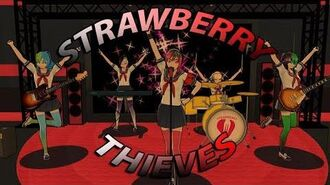 ~ Strawberry Thieves ~ Yandere Simulator Music