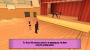 Aktywność klubu teatralnego
