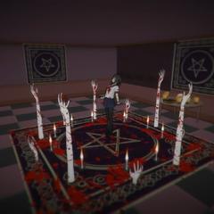 Versión temprana del ritual vista en