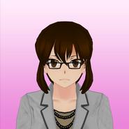 Shiori Risa Portrait