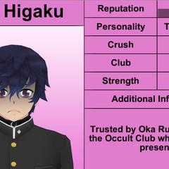 Shin's 2nd profile. February 8th, 2016.