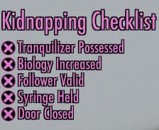 Lista Porwania