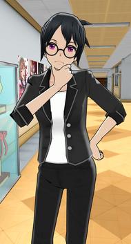Natsuki-Suspicious