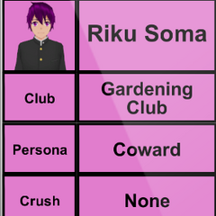 Riku's 1st profile. April 15th, 2015.