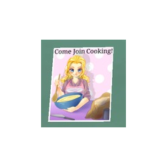 Poster for the Cooking Club.