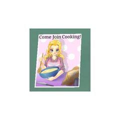 烹飪社 舊版海報