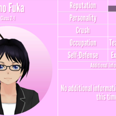 Rino's 11th profile. November 19th, 2019.