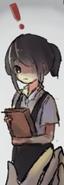 Yan-chan jako dziecko 5