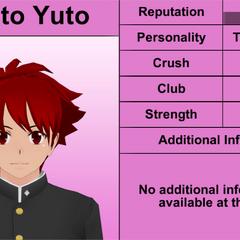 Quinto perfil de Haruto.