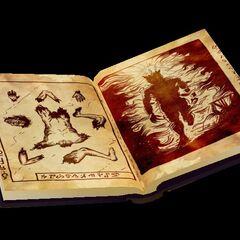 神秘研究社的書模型