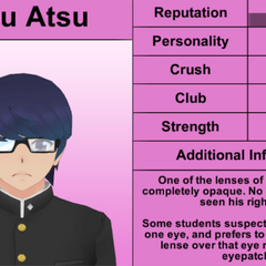 Segundo perfil de Daku.
