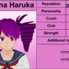 Kokona's 4th profile.
