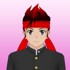 Ryuto的第二個髮型