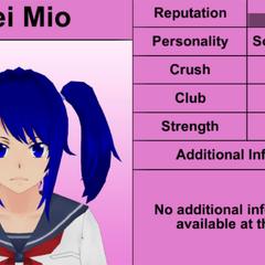 Mei的第七版個人資料