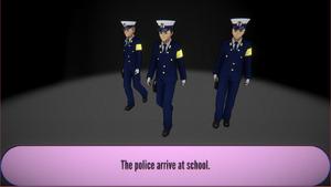 Полиция. Пасхалка