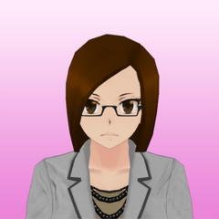 Karin's 6th portrait. February 1st, 2016.