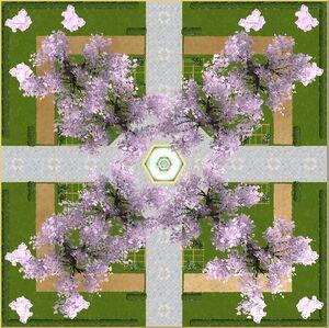 Внутренний дворик (карта)
