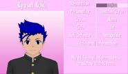 6-1-2016 Ryusei Koki Profile