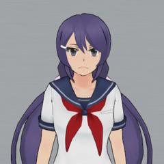 Nozomi Toujou's hairstyle.
