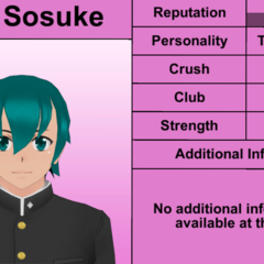 Sora's 6th profile. February 8th, 2016.