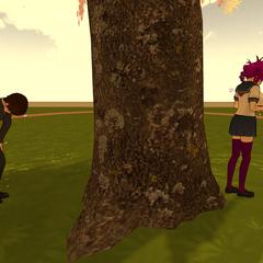 Preview #6 del método Cupido, mostrando la confesión de Kokona con su pretendiente.
