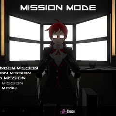 Mission Mode menu as of February 3rd, 2018.