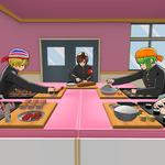 Cooking Club Moning