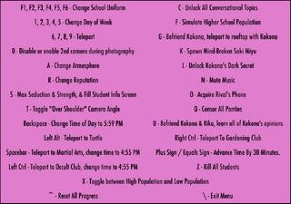 1-4-2017 Debug menu