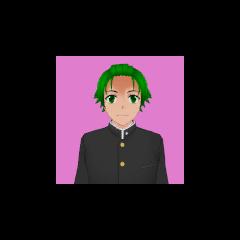 Hayato's 2nd portrait.