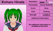 Koharu Hinata Profil 7 (08.Februar.2016)