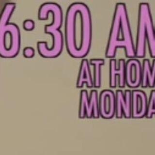 6:30 AM 在病嬌醬的臥室 [09/10/2015]
