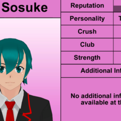 Sétimo perfil de Sora.