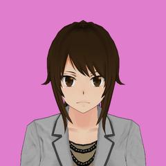 Natsuki Anna的第三次造型