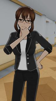 Reina-Suspicious